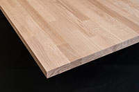 EUROPEAN OAK - AB finger-jointed